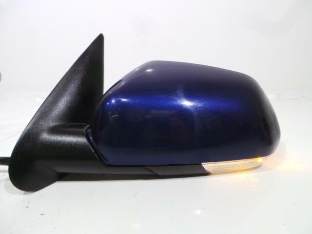Skoda Octavia Mk2 2004-2009 Wing Mirror Glass Heated N//S Passenger Side Left