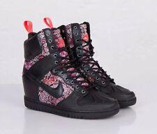 Nike Dunk SKY HI HIGH HIDDEN WEDGE Sneakerboot LIBERTY QS WOMENS SZ 5 / 3.5Y NEW