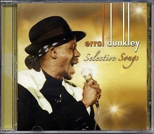 Music-CD-Errol-Dunkley-Selective-Songs-Reggae-Tappa-Records-Sealed