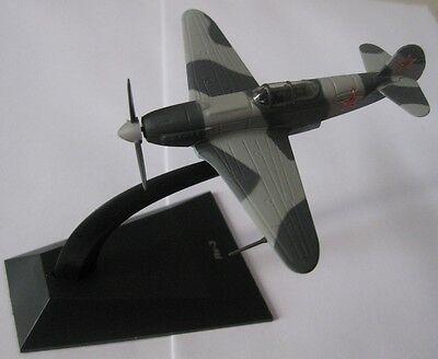 Inteligente Unione Sovietica - C.c.c.p. - Yak 3 - Яk 3 1943 - Splendido Modellino - Anni '90 Imballaggio Di Marca Nominata