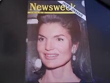 Jackie Onassis - Newsweek  Magazine 1968