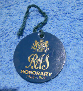 D476-ROYAL-AGRICULTURAL-SOCIETY-OF-NSW-HONORARY-BADGE-1968-1969-310