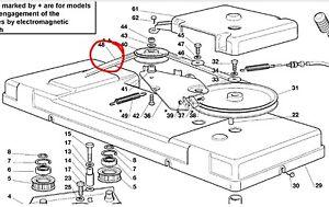"""Honda engine to deck belt 48/"""" 122cm HF2218 HF2200 HF2620HME//A HF2620HTE//A HF2220"""