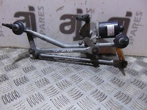 FORD-FUSION-TITANIUM-1-6-2011-FRONT-WIPER-MOTOR-AND-LINKAGE-256T17B571BD