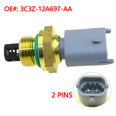 Intake Air Temperature Sensor For Ford E350 F250 350 450 550 6.0L 3C3Z-12A697-AA