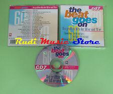 CD BEAT GOES ON CD 7 compilation 1997 PUSSYCAT RACEY PILOT (C21) no mc lp dvd