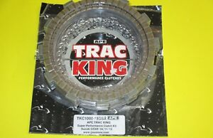 Fits Suzuki GSX1000 K9-15 APE Trac King Complete Clutch Plate Set TKC1000-15GSX