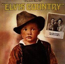 Elvis Presley Elvis country-I'm 10,000 years old (1971; 12 tracks) [CD]
