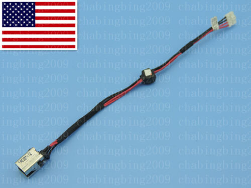 DC POWER JACK In CABLE HARNESS for Toshiba Satellite C55-B5290 C55-B5200