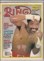 THE RING MAGAZINE AARON PRYOR BOXING HOFer JUNE 1982