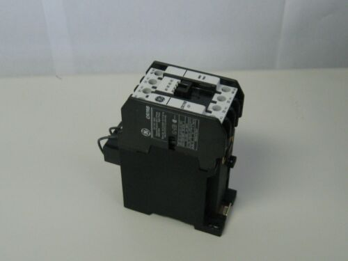 GE General Purpose Contactor, CR7RB, w CR7XS13J, Used, WARRANTY