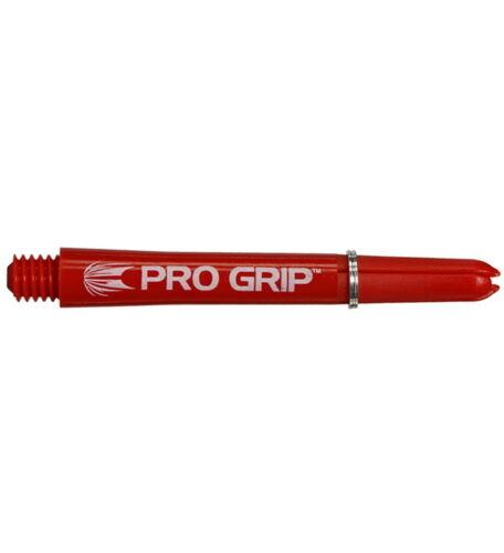 6  TARGET Pro Grip 42 mm Dart Shaft Dartschaft Dartshafts  Shaft Schäfte