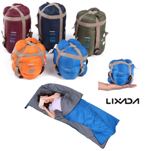 efb5c28b2cec Image is loading Envelope-Outdoor-Single-Sleeping-Bag-Camping-Travel-Hiking-