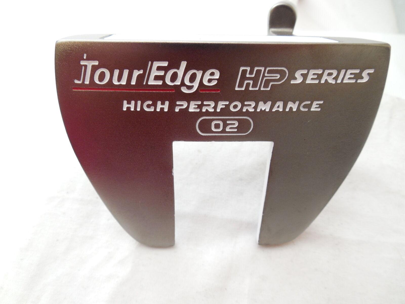 Tour Edge  Usado Hp Serie 02 34  Putter RH  Envio gratis en todas las ordenes
