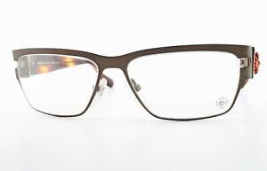 Chrome Hearts Eyewear Glasses Raw Dawg Mdb 56 15 135 Luxury Frame+Wallet Case