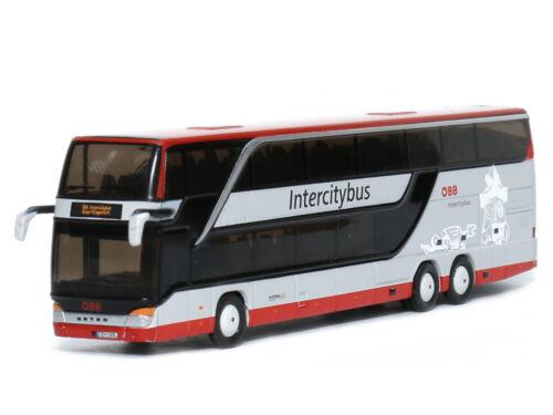 NEU Lemke LC4465 Bus SETRA S 431 DT ÖBB Spur N