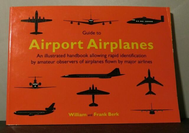 Guide to Airport Airplanes by Plymouth Press Ltd ,U.S. (Paperback, 1993)