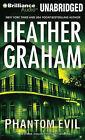 Phantom Evil by Heather Graham (CD-Audio, 2011)