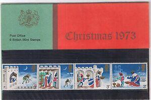 GB-Presentation-Pack-57-1973-Christmas-Wencelas