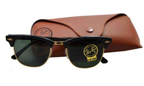 gafas de sol ray ban rb3016 w0365 49 clubmaster