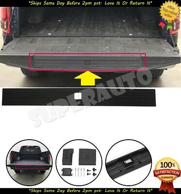 Integrated Step KUAFU Flex Flexible Step Tailgate Molding Trim Right End Cap Compatible with F250 F350 F450 Super Duty with Flex Step 2008-2016