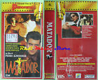film VHS MATADOR cartonata SIGILLATA Pedro Almodovar PANORAMA (F75*) no dvd