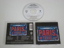 PARIS, TEXAS/SOUNDTRACK/RY COODER(WARNER BROS. 7599-25270-2) CD ALBUM