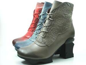 ad0f5ea1c3f150 Laura Vita MY8062-101 Armance 101 Schuhe Damen Stiefeletten Ankle ...