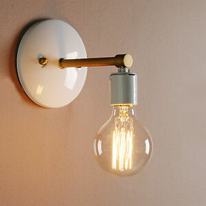 bare bulb lighting. image is loading industrialsconceantiquevintagewalllampbarebulb bare bulb lighting