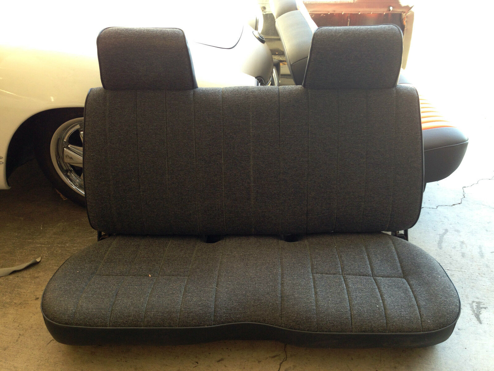 Has Anyone Put A 4x2 Bench Seat In A 4x4 Yotatech Forums