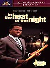 In The Heat of The Night. (dvd) New, Free Shipping