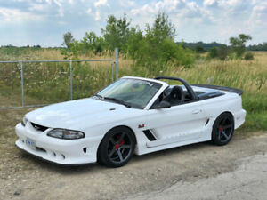 Ford Mustang Saleen Convertible 5.0L