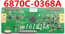 NEW  T-con board LG Display LG V6 32/42/47 FHD TM120HZ  6870C-0368A VER V0.6 NEW