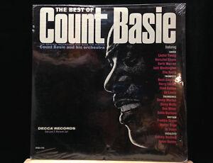 Count-Basie-Best-Of-Decca-170-2LP-SET-SEALED