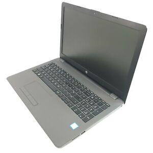 "HP 250 G6 15.6"" Laptop Core i5-7200U @ 2.50GHz 4GB DDR4 128GB SSD Webcam"