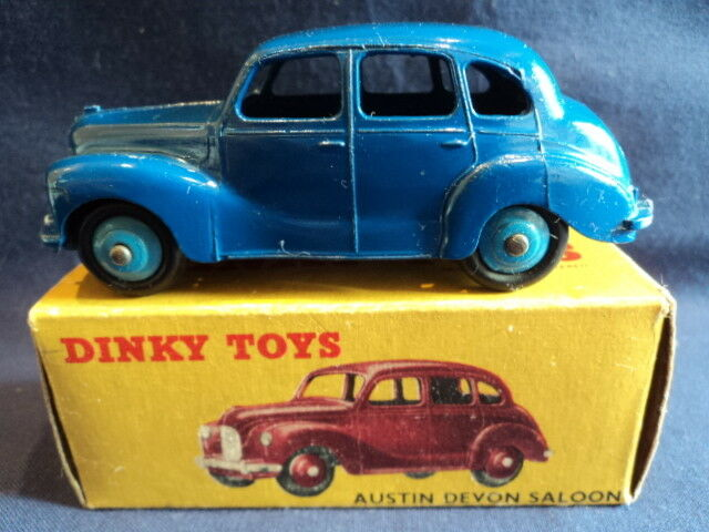 Dinky 1950's Rare Austin Devon Saloon No  152 (40d) N MINT Superb