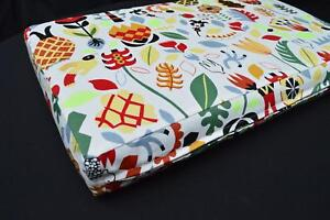 LF816t-White-Yellow-Red-Black-Cotton-Canvas-3D-Seat-Box-Shape-Cushion-Cover
