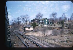 Original-Slide-B-amp-O-Baltimore-amp-Ohio-1958-Gray-Mount-of-Hopemont-MD-Section-House