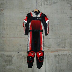 DAINESE-VULCAN-DIV-LADY-SUIT-SIZE-42-RED-2513179