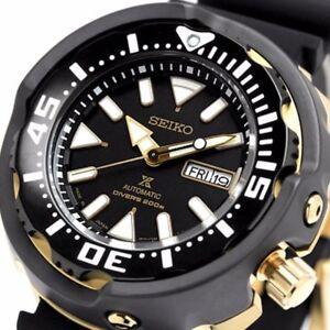 Seiko-SRPA82J1-X-Prospex-Automatic-Diver-039-s-200M-caja-original-2-anos-garantia