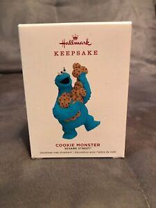 2019-HALLMARK-COOKIE-MONSTER-SESAME-STREET-Keepsake-Ornament
