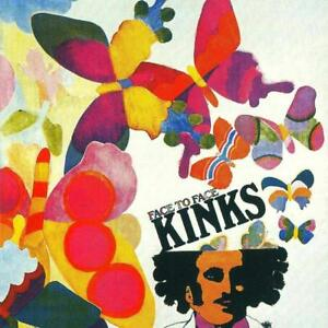 LP-THE-KINKS-FACE-TO-FACE-RED-VINYL-MONO-180G