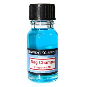 Scented-Fragrance-Oils-For-Home-Oil-Warmers-Burners-Diffuser-10ml-NAG-CHAMPA