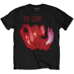 The-Cure-Pornography-Official-Merchandise-T-Shirt-M-L-XL-Neu