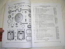 John Deere Unstyled D Parts Catalog Manual
