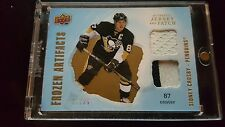 08/09 Frozen Artifacts Sidney Crosby Jersey/Patch 21/25 bv 80usd