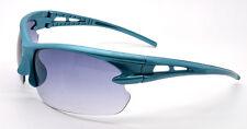 Mohawk GOLF Vantage Gafas de sol azul con degradado Lentes Completo Tiras Y114