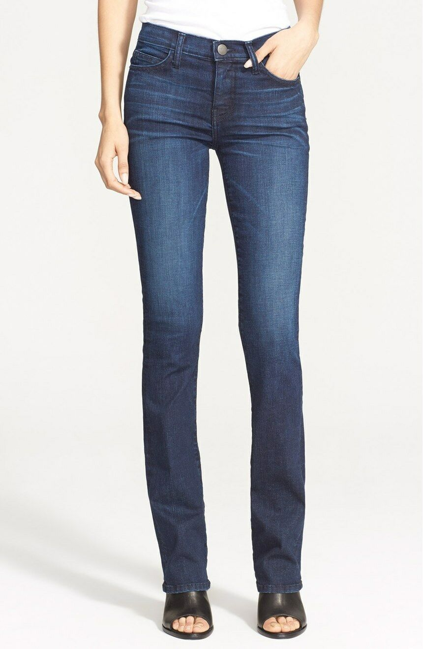 NWT CURRENT ELLIOTT THE SLIM BOOT WALLACE JEANS 25