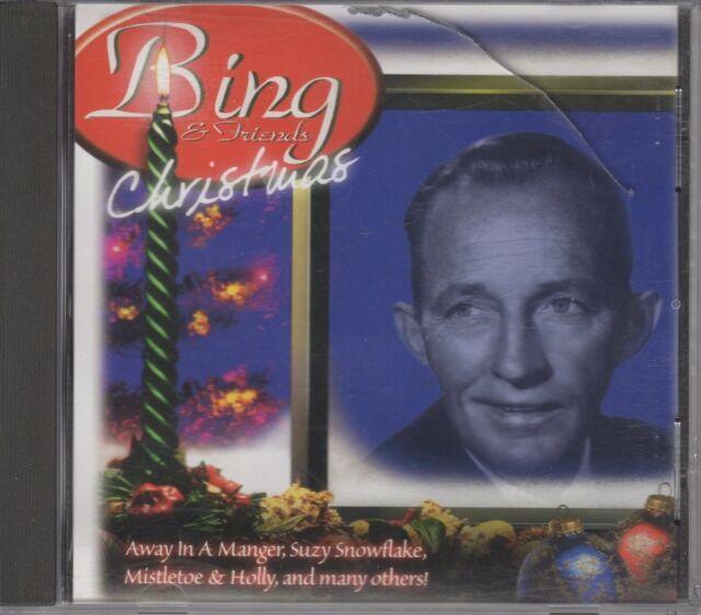 Bing & Friends Christmas Music CD (1999) Rosemary Clooney Frank Sinatra