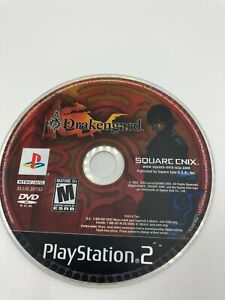 Sony-PlayStation-2-PS2-Disc-Only-Tested-Drakengard-Ships-Fast